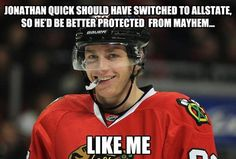I laughed way to hard at this! ~ KAM Patrick Kane Hockey Memes Chicago Blackhawks