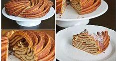 Milujete švýcarky, trdelník, skořicové šneky? Kringel je to pravé pro vás. Má jen jednu nevýhodu, strašně rychle mizí. U nás první kus vydr... Baking Recipes, Dessert Recipes, Chimney Cake, Bread Shaping, Sweet Bar, Czech Recipes, Sweet And Salty, Food To Make, Sweet Tooth