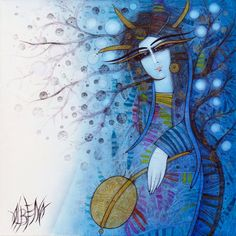the enchanted forest, by albena vatcheva