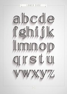 Imakin handlettering inspiratie lettertype