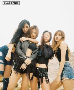 Hype for YG Entertainment's new K-pop girl group, Black Pink, has grown over the past year. Starting with YG Entertainment systematically releasing teaser images of each of the K-pop girl . 2ne1, Kim Jennie, Super Junior, New Girl, Kpop Girl Groups, Korean Girl Groups, Kpop Girls, Divas, Blackpink Photos