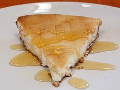 Una buona #torta allo #yogurt con il #miele è quello che serve per una #merenda o #colazione equilibrata! #TrentinoGusto.
