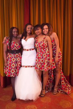 Really like these african fashion 8638 African Traditional Wedding, African Traditional Dresses, Traditional Wedding Dresses, African Print Wedding Dress, African Wedding Attire, African Wear, African Dress, African Clothes, African Style