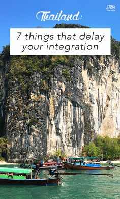 Thailand: 7 things that delay your integration Thailand Travel Tips, Asia Travel, Best Places To Travel, Cool Places To Visit, Asian Continent, Thai Islands, Travel Route, Travel Aesthetic, Continents