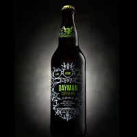 Stone 2013 Collaborations with Aleman and Two Brothers - Dayman Coffee IPA