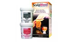 Sculpwood Epoxy Putty or Paste