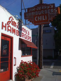 Jim Denny S Sacramento California This Place Was Opened In 1934 And Is