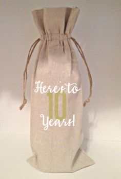 Wedding Wine Bags Wedding Gift Ideas Wedding Favor Ideas Wedding