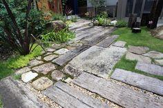 Busca imágenes de diseños de Jardín estilo  de 平山庭店. Encuentra las mejores fotos para inspirarte y crear el hogar de tus sueños.