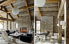 Contemporary Mountain Living in This Rustic Redux (4)
