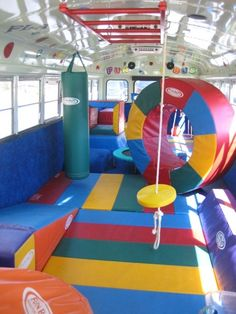 4/3/2013: Today is World Party Day---Here are few cool buses to celebrate on (click for more)
