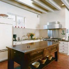 kitchen decorating ideas - Farmhouse Kitchen Decorating Ideas
