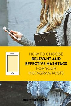 The hashtags you use on your Instagram posts can either attract your perfect audience, the right audience for just that post, or the wrong people altogether.
