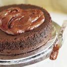 Try the Sour Cream Fudge Frosting Recipe on williams-sonoma.com/