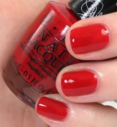 OPI Gwen Stefani Collection Review, Photos, Swatches -- Over & Over A-Gwen