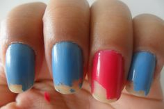O que fazer quando o esmalte descasca. Confira estas dicas para salvar suas unhas :) #unhas
