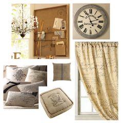 greige,burlap,vintage,cushion,pillow,drape,clock,furnishings,decorating
