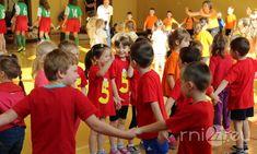 IV Olimpiada Sportowa Przedszkolaków w Nisku