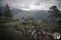 MTB Holidays in Sierra de Guadarrama. Just 50km from Madrid. Amazing Scenery, great food, sunny weather!