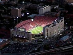 Memorial Stadium - Lincoln, NE. Go Huskers!!