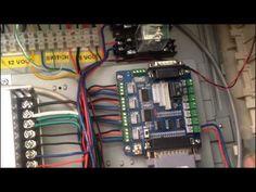 Homemade Cnc Router, Homemade Tools, Arduino Cnc, Cnc Controller, Box Building, Diy Cnc, Cnc Projects, Cnc Plasma, Cnc Machine
