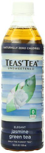 Teas Tea Unsweetened Jasmine Green Tea 169 Ounce Pack of 12 -- See this great product. (This is an affiliate link and I receive a commission for the sales) Teas Tea, Jasmine Green Tea, Matcha Green Tea Powder, Types Of Tea, Coffee Type, Coffee Packaging, Gourmet Recipes, Healthy Recipes, Tea Infuser