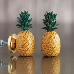 Pineapple Ceramic Knob - View All Home Decoration - Home Decoration - Home Accessories