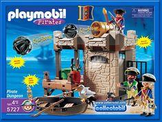 PLAYMOBIL® set #5727 - Pirate Dungeon