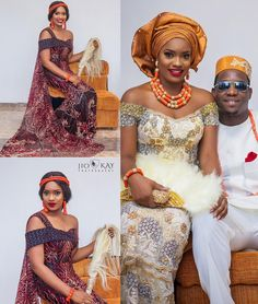 A mutual friend tried to link us up after he saw a photo of me on her social page. He said as soon as he saw me he knew he had found a Nigerian Wedding Dresses Traditional, Traditional Wedding Attire, Nigerian Bride, Nigerian Weddings, African Weddings, African Attire, African Dress, Igbo Wedding, Wedding Gowns