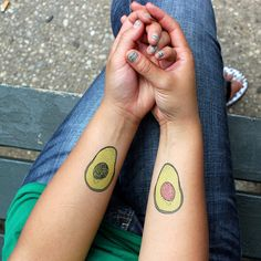 why yes, i was thinking of getting an avocado tattoo..