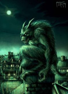 What Makes a Good Werewolf Story? (Ghost Hunting Theories)