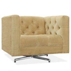 Baxter Swivel Chair, , hi-res
