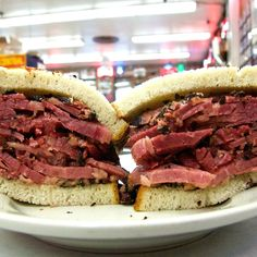 Best pastrami sandwiches in NYC