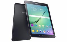 Conoce sobre Samsung Galaxy Tab S2 es delgado, pequeño y más cuadrado
