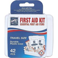 First Aid Kit- 42 Pieces