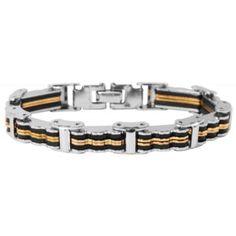 Ανδρικό βραχιόλι αλυσίδα5030358 από ανοξείδωτο ατσάλι. Bangles, Bracelets, Belt, Accessories, Jewelry, Fashion, Belts, Moda, Jewlery