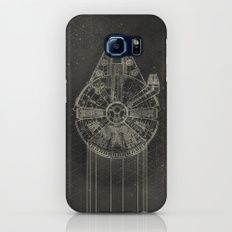 Millennium Falcon Galaxy S8 Slim Case #SALE https://society6.com/product/x-wing-fighter-a5i_iphone-case?curator=artistrybyrenosmom