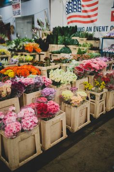 Just love flowers? The LA Flower Mart is a great place to get gorgeous flowers at the right price.