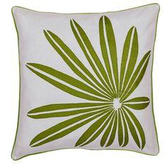 Kew Botanica Cushion - Natural Living - Temple & Webster presents