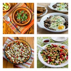 South Beach Diet Phase One Recipes Round-Up from food blogs for February 2013 [#SouthBeachDiet #Recipes from Kalyn's Kitchen]