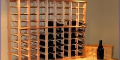 Wine Bottle Storage Racks
