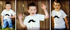 Mustache tshirt from (made w/ courdory) GroopDealz |  Daily Deals | Daily Boutique Deals