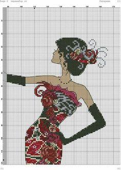 Mermaid Cross Stitch, Cross Stitch Angels, Cross Stitch Flowers, Cross Stitch Charts, Cross Stitch Designs, Counted Cross Stitch Patterns, Christmas Embroidery Patterns, Plastic Canvas Patterns, Christmas Cross