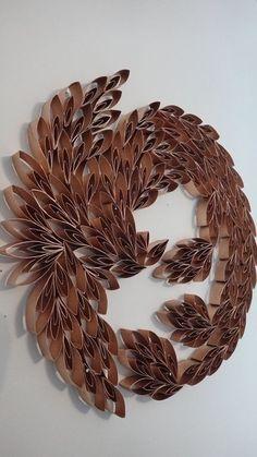 Ideias de artesanatos feitos de rolo de papel higiênico – Arabescos