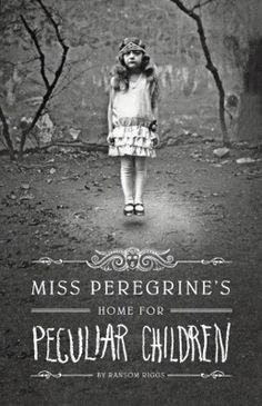 Miss Peregrine's Home for Peculiar Children by Ransom Riggs -lol, i read this 2 years ago and its been my favorite book ever since! i've read it over 6 times!