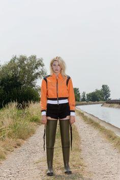 Heron Preston Spring 2018 Menswear Fashion Show Collection