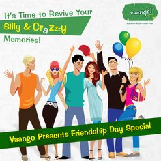 Hey Guys, Friendship Day is round the corner and Vaango has the perfect remedy to make this lovely day a very special day for you and your friends. Stay hooked, to find out more about Friendship Day Surprise with Vaango! About Friendship Day, Friendship Day Special, Campaign Ideas, Special Day, How To Find Out, Father, Presents, Corner, Memories