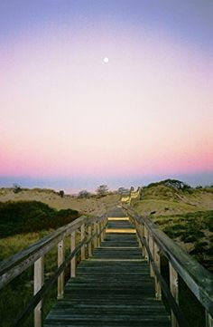 """""""Boardwalk #3"""" By Kay Bice. Original Photography, 16x20"""" Matted & Wrapped Paula Estey Gallery http://www.amazon.com/dp/B01BWG4I4Y/ref=cm_sw_r_pi_dp_5130wb164KNDD"""