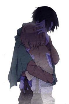 Levi & Petra Ral, Shingeki no Kyojin