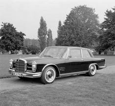 1965 Mercedes Benz 600 coupe
